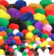 pom pom balls